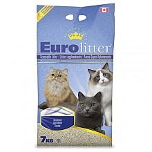 유로리터 7kg - 무향 고양이 모래