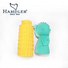[강아지 장난감] 핸들러 고무토이:피사의사탑