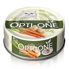 옵티원 캣캔 당근 감자 90g (24개입)